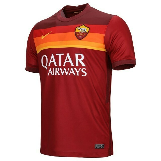 AS Roma Home Jersey 2020-21