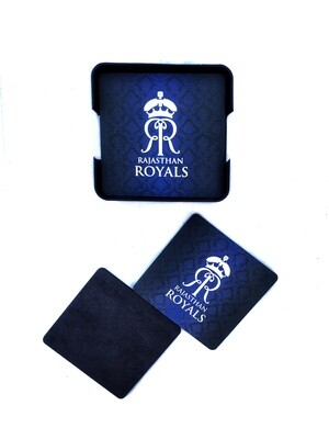 Rajasthan Royals - MDF Coasters