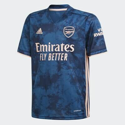 Arsenal FC Third Jersey 20-21 - On Sale