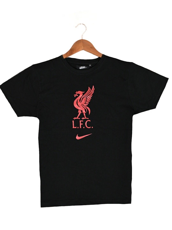Liverpool FC Crew Neck T-Shirt