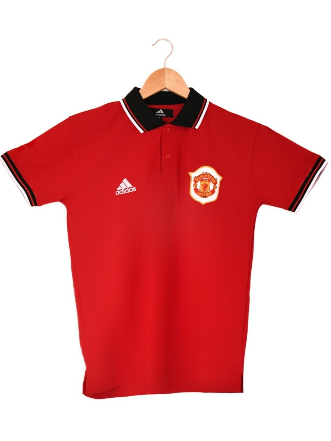Manchester United FC Polo T-shirt