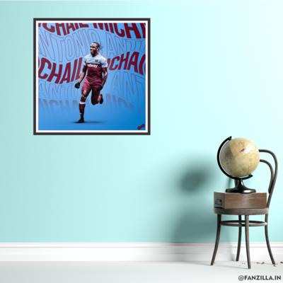 West Ham United - Michail Antonio Graphic Wall-art
