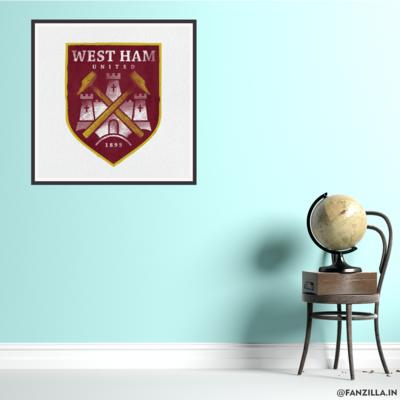 West Ham United - Redesigned Crest