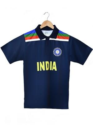 Indian Cricket Team - Retro Jersey 1992