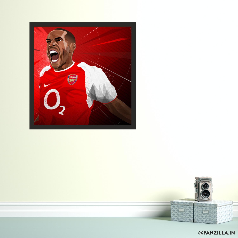Thierry Henry - Roar