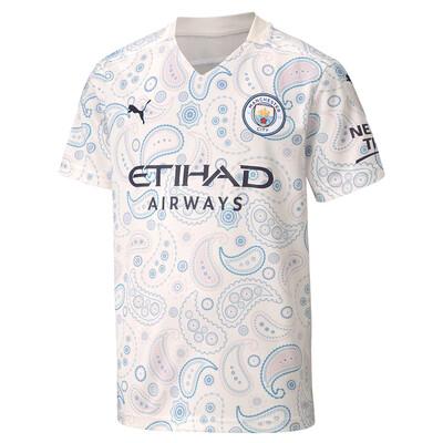 Manchester City Third Jersey 2020-21