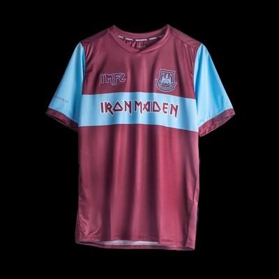 West Ham x Iron Maiden 2020 Jersey