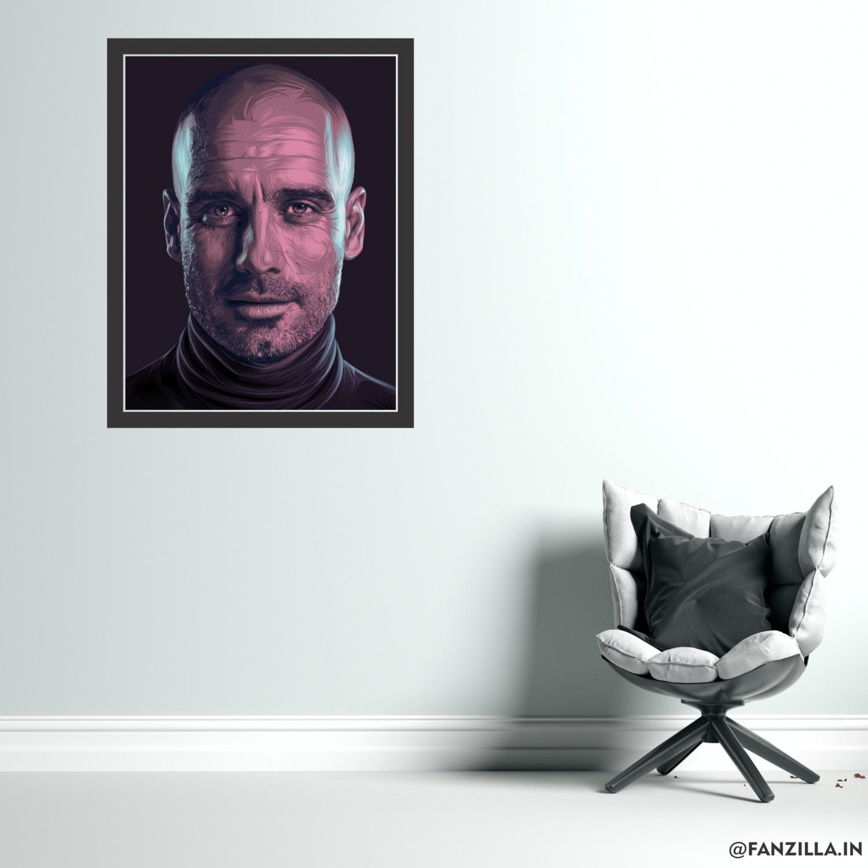 Pep Guardiola - 'Focus'