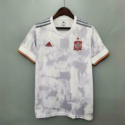 Spain Away 2020-21