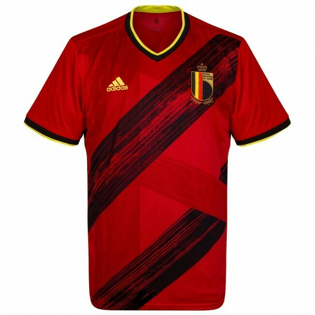 Belgium Home [Player] 2020-21