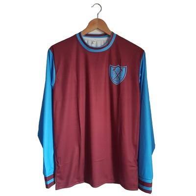 West Ham 1964 FA Cup Wembley Kit