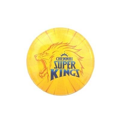 Chennai Super Kings - Graphic Fridge Magnet