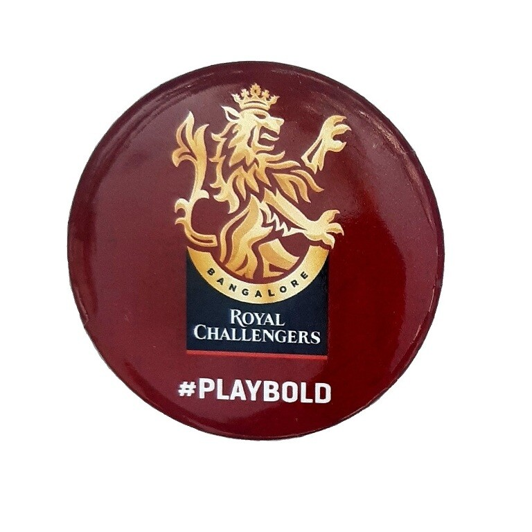 Royal Challengers Bangalore - Graphic Fridge Magnet