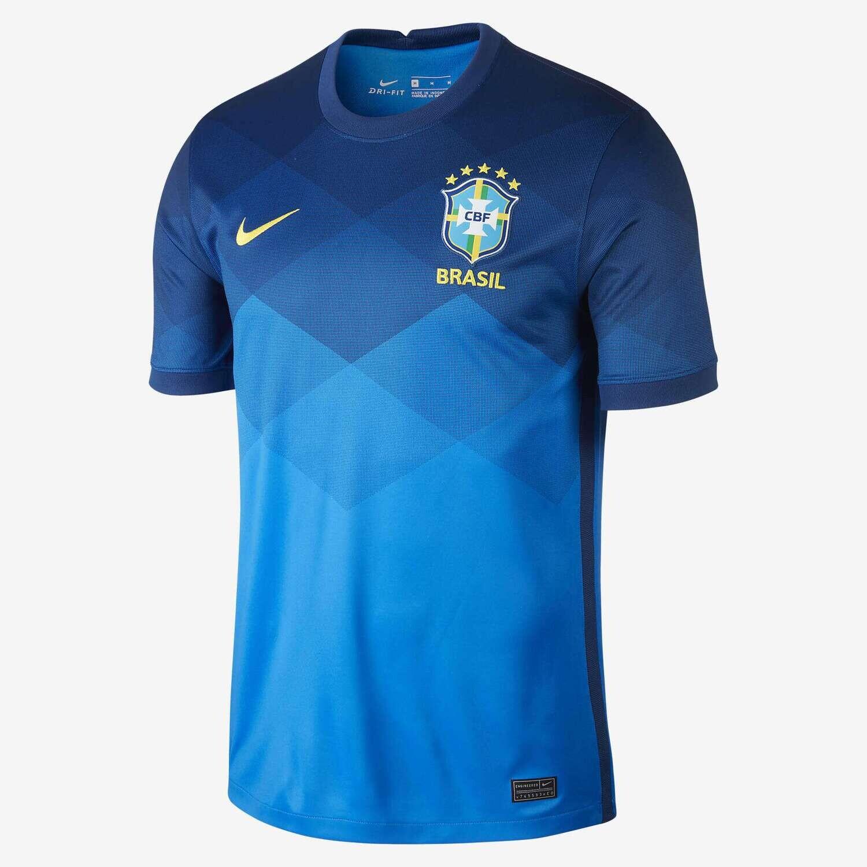 Brazil Away [Player] 2020-21