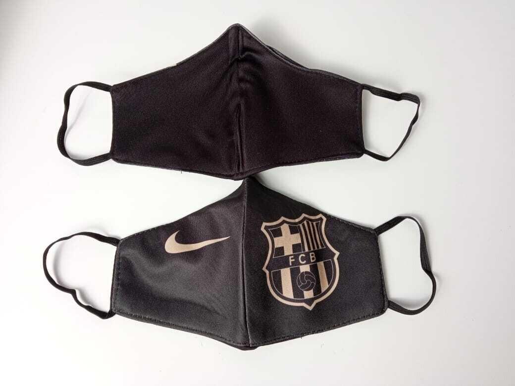Barcelona - Away - Black (Pack of 2)