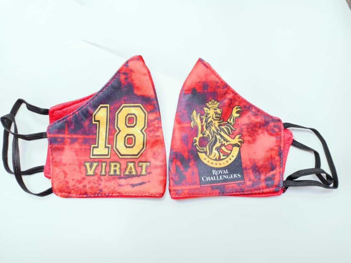 Royal Challengers Bangalore - Virat 18