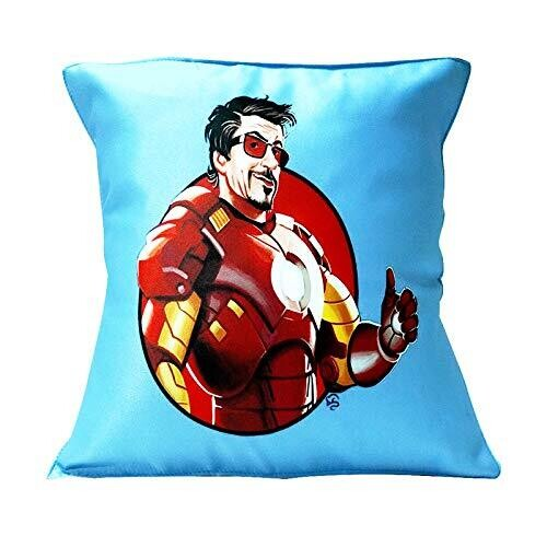 Iron Man Cool Graphic Cushion Cover