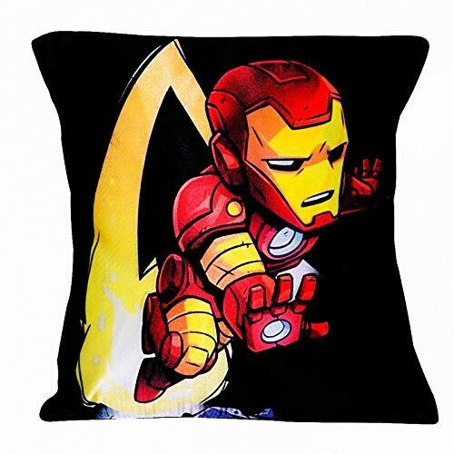 Iron Man on the Rise - Graphic Cushion Cover