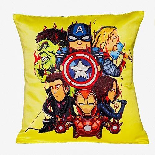 Avengers - Cartooned Cushion Cover