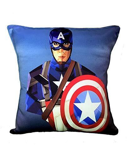 Captain America Classic - Graphic Cushion Cover