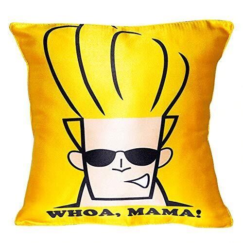 Johnny Bravo 'Whoa, Mama!' Cushion Cover