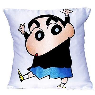 Shin Chan Graphic Cushion Cover