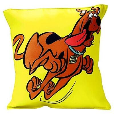 Scooby-Doo Running Graphic Cushion Cover