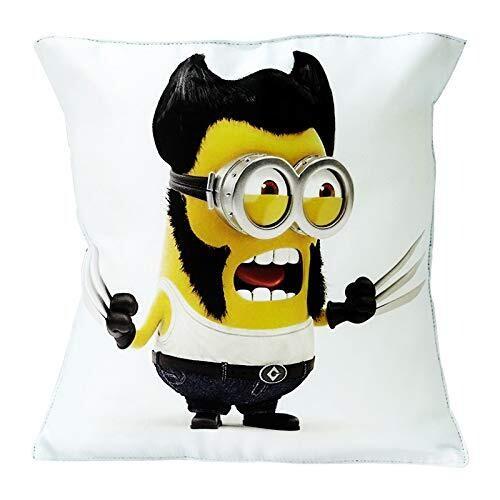Minion Wolverine Cushion Cover