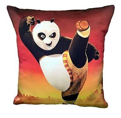 King Fu Panda Cushion Cover