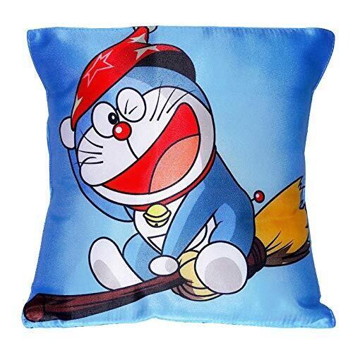 Doraemon Flying Cushion Cover
