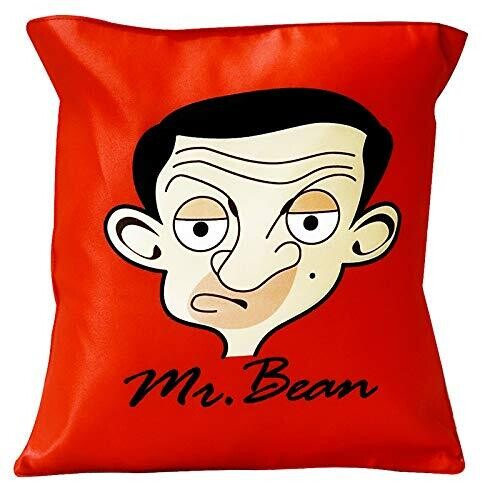 Mr Bean Cartoon Cushion Cover