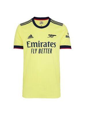 Arsenal Away Shirt 2021-22