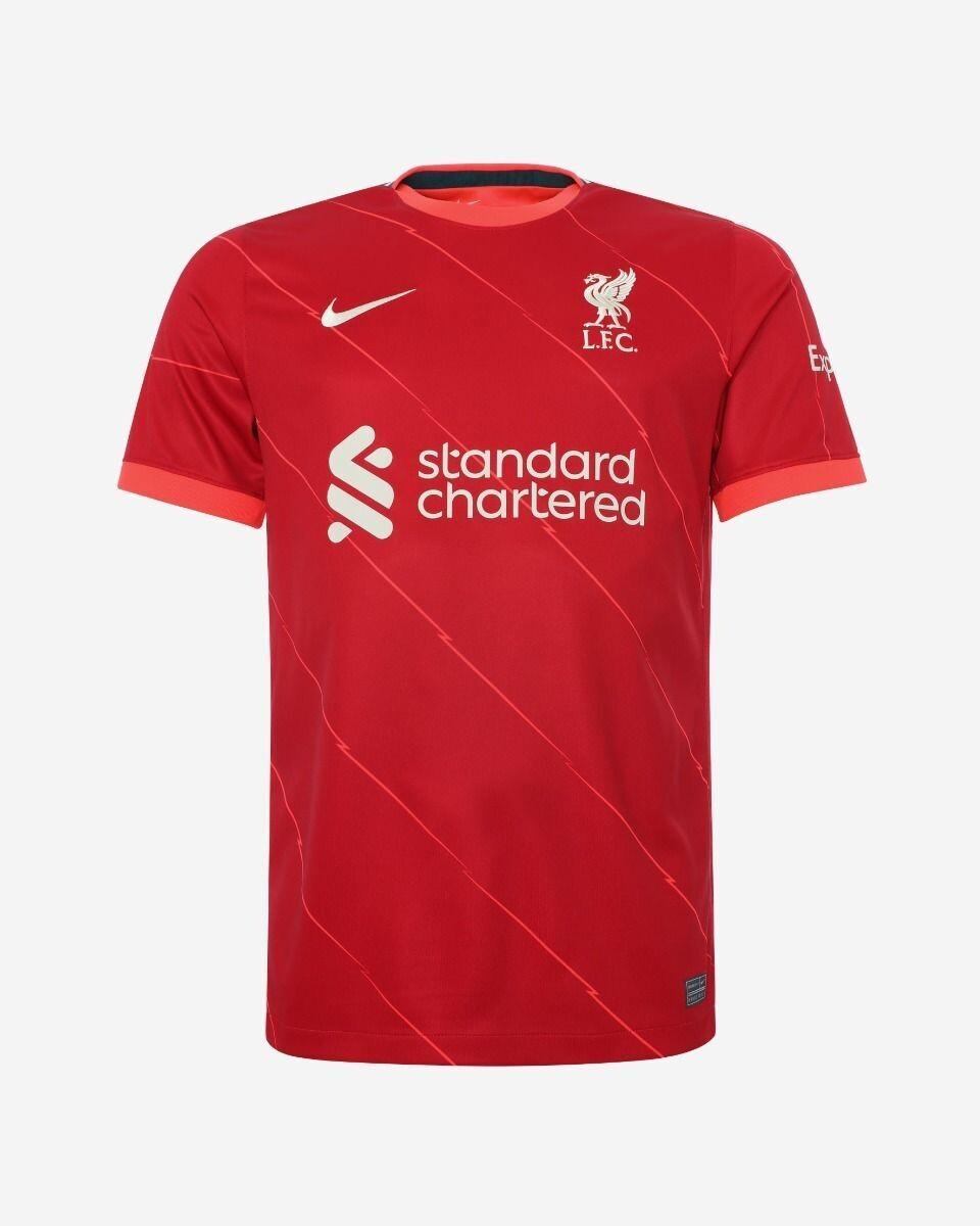 Liverpool Home 2021-22