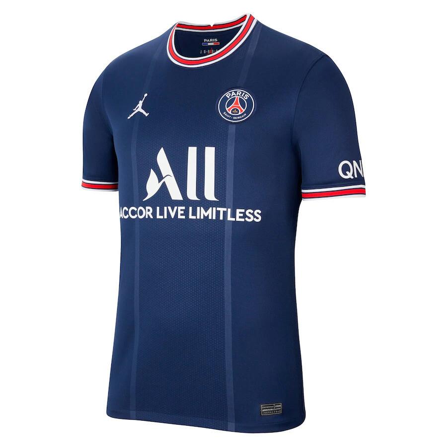 Paris Saint-Germain Home Shirt 2021-22