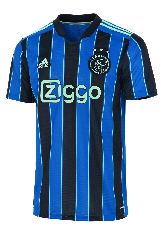 Ajax Away Shirt 2021-22