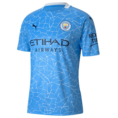 Manchester City Home Jersey 2020-21