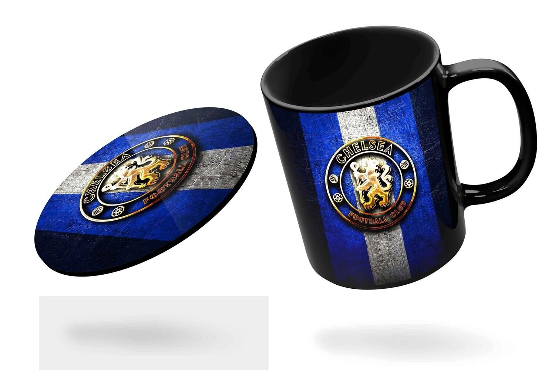 Chelsea FC Mug  (Microwave and Dishwasher Safe)