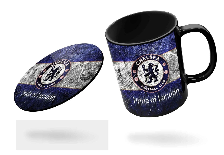 Chelsea FC - Mug (Microwave and Dishwasher Safe)