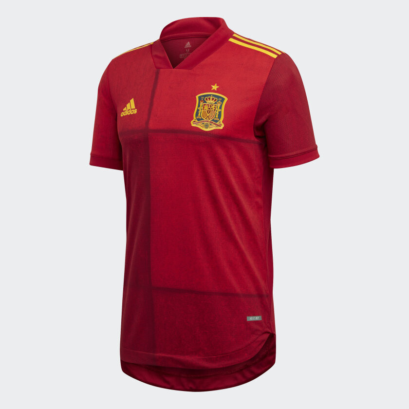 Spain Home [Player] 2020-21
