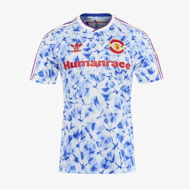 Manchester United Humanrace Jersey
