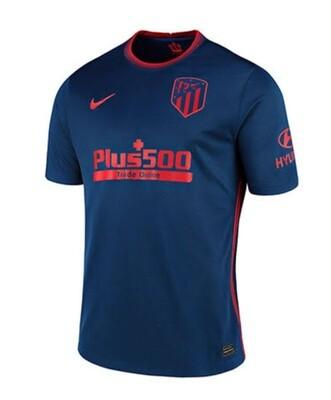 Atletico Madrid 2020-21 Away Jersey