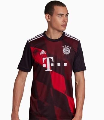 Bayern Munich 2020-21 Third Jersey