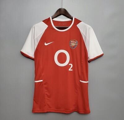 """Arsenal 2003/04 """"The Invincibles"""" Retro Jersey"""