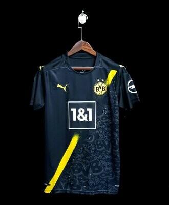 Borussia Dortmund Away Jersey 2020-21
