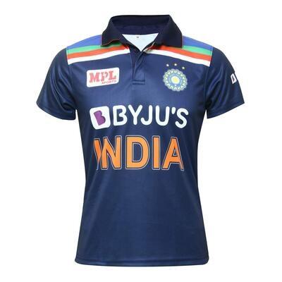 Indian Cricket Team 2021 Jersey
