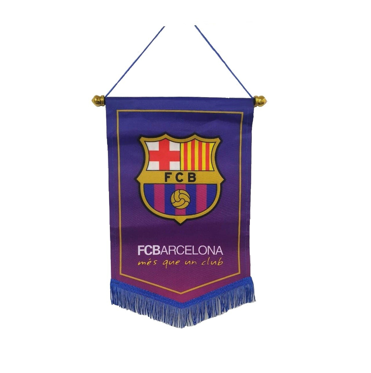 FC Barcelona Pennant