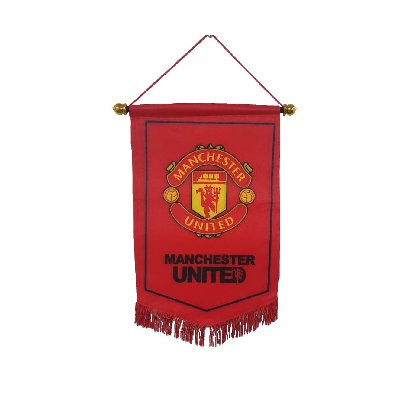 Manchester United FC Pennant