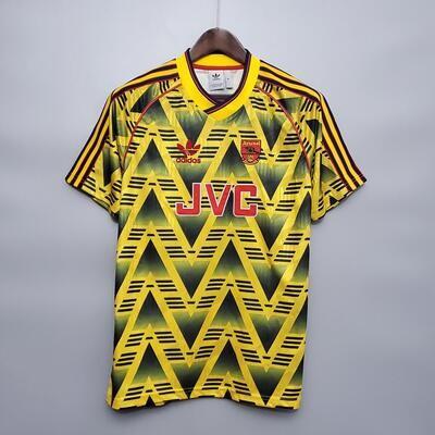Arsenal Away 1991-1993 Retro Jersey