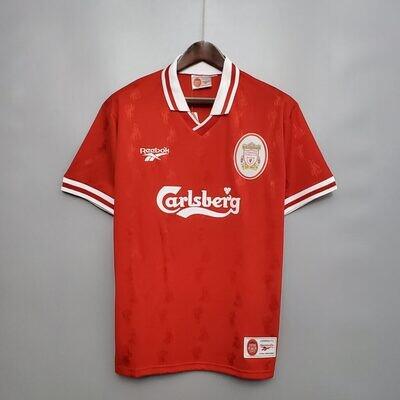 Liverpool Home 1996-97 Retro Jersey