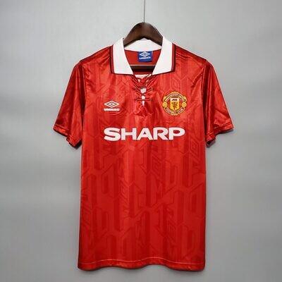 Manchester United Home 1992-94 Retro Jersey